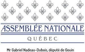 Assemblée Nationale du Québec député de Gouin